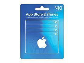 iTunes Gift Card $40 - USA