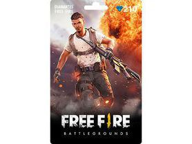 Free Fire: 210 Diamantes [Recarga]