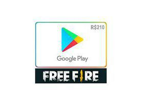 Código PIN Free Fire Google Play: 5600 Diamantes